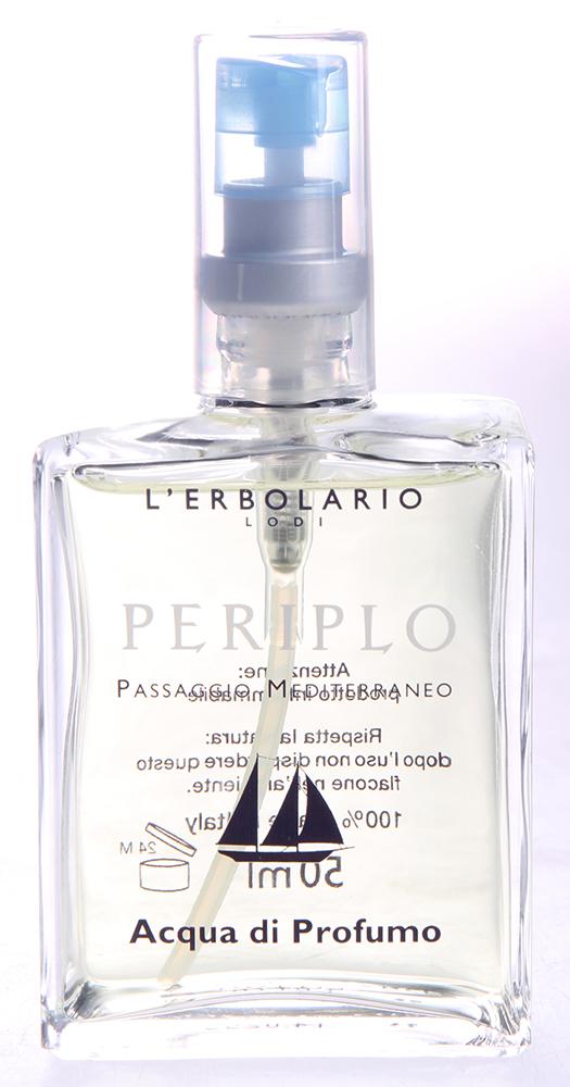 LERBOLARIO Вода парфюмированная Кругосветное плавание 50 мл