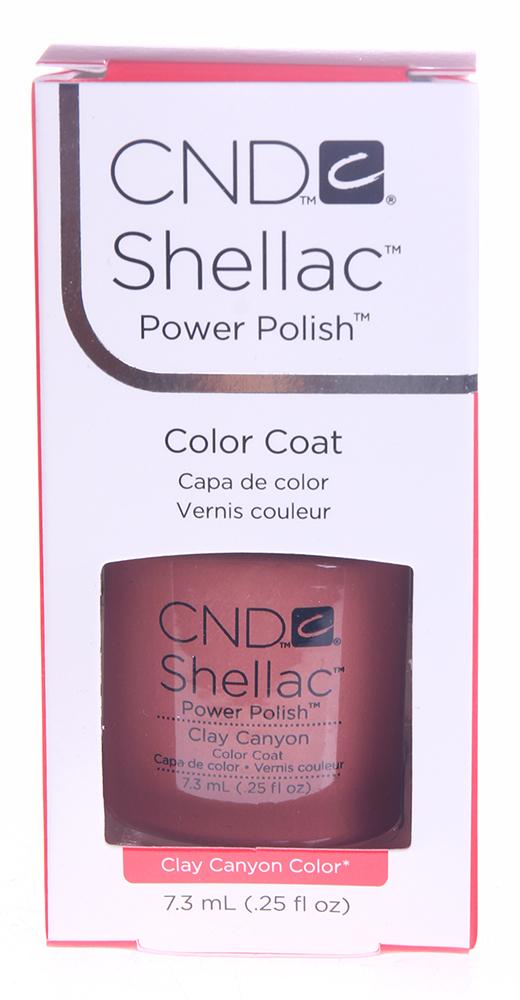 CND 041S покрытие гелевое Clay Canyon / SHELLAC 7,3млГель-лаки<br>Shellac &amp;ndash; первый гибрид лака и геля, сочетающий в себе самые лучшие свойства профессиональных лаков для ногтей (простота наложения, яркий блеск, богатство цвета) и современных моделирующих гелей (отсутствие запаха, носибельность, нестираемость).   Носится как гель, выглядит как лак, снимается за считанные минуты, укрепляет и защищает ногти, гипоаллергенный, создан по формуле 3 FREE, не содержит дибутилфталата, толуола, формальдегида и его смол   все это Shellac!   Преимущества: 14 дней   время носки маникюра 2 минуты   время высыхания покрытия Зеркальный блеск и идеальная гладкость маникюра Не скалывается, не смазывается, не трескается Каждое покрытие представлено в непрозрачном флаконе, цвет которого абсолютно идентичен оттенку самого продукта. Флакон не скользит в руке, что делает процедуру невероятно легкой и приятной, а удобная кисточка позволяет нанести средство идеально ровно. Пошаговая инструкция.<br><br>Цвет: Оранжевые<br>Виды лака: Глянцевые