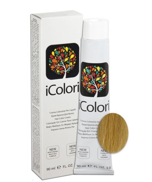 Купить KAYPRO 11.13 краска для волос, супер-платиновый бежевый блондин / ICOLORI 90 мл