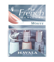 "MAVALA ����� ������������ �������� ""����� �������"" / Manucure French White"