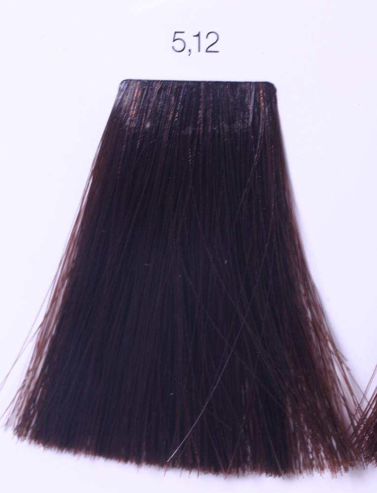 LOREAL PROFESSIONNEL 5.12 краска для волос / ИНОА ODS2 60грКраски<br>INOA - первый краситель, позволяющий достичь желаемых результатов окрашивания, окрашивать тон в тон, осветлять волосы на 3 тона, идеально закрашивает седину и при этом не повреждает структуру волос, поскольку не содержит аммиака. Получить стойкие, насыщенные цвета позволяет инновационная технология Oil Delivery System (ODS) система доставки красителя при помощи масла. Благодаря удивительному действию системы ODS при нанесении, смесь, обволакивая волос, как льющееся масло, проникает внутрь ткани волос, чтобы создать безупречный цвет. Уникальность системы ODS состоит также в ее умении обогащать структуру волоса активными защитными элементами, который предотвращает повреждения и потерю цвета.  После использования красителя окислением без аммиака Inoa 4.20 от LOreal Professionnel волосы приобретают однородный насыщенный цвет, выглядят идеально гладкими, блестящими и шелковистыми, как будто Вы сделали окрашивание и ламинирование за одну процедуру.  Способ применения: Приготовьте смесь из красителя Inoa ODS 2 и Оксидента Inoa ODS 2 в пропорции 1:1. Нанесите смесь на сухие или влажные волосы от корней к кончикам. Не добавляйте воду в смесь! Подержите краску на волосах 30 минут. Затем тщательно промойте волосы до получения чистой, неокрашенной воды.<br><br>Цвет: Корректоры и другие<br>Типы волос: Для всех типов