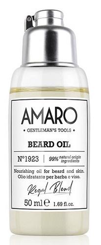 Купить FARMAVITA Масло питательное для бороды / Amaro Beard Oil 50 мл
