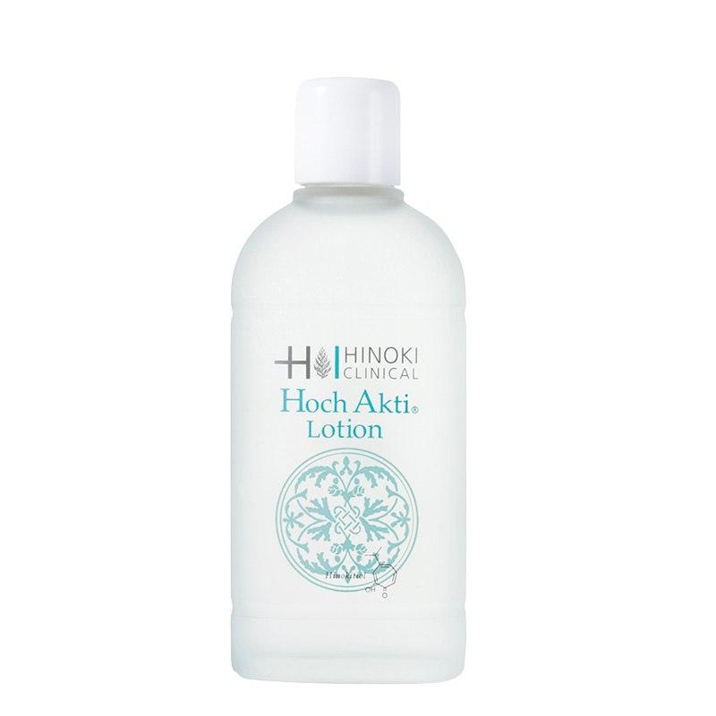 HINOKI CLINICAL Лосьон высокоактивный для лица / Hoch akti lotion 120 мл фото