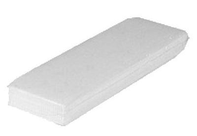ЧИСТОВЬЕ Полоски бумажно-тканевые для депиляции 100 шт