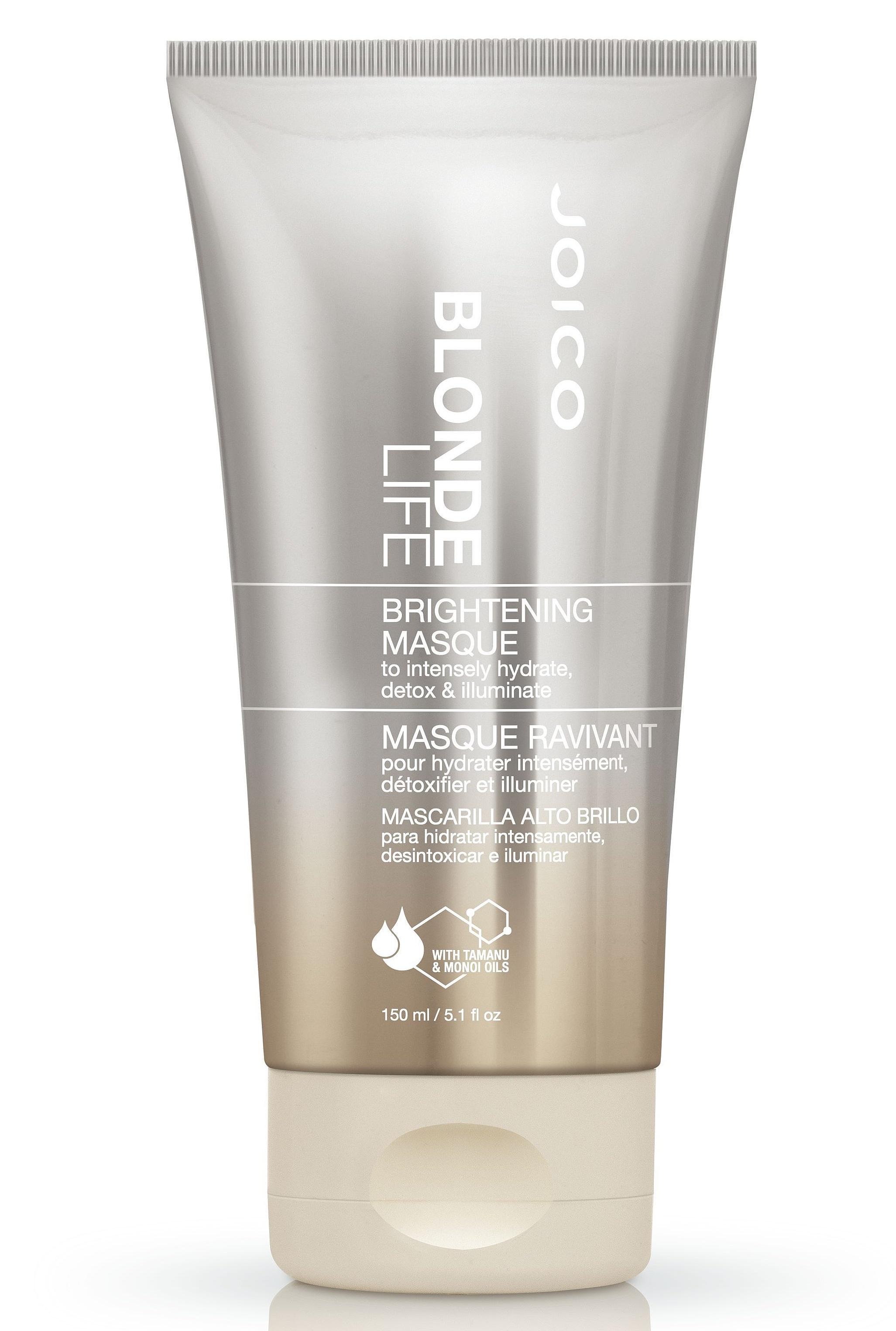 JOICO Маска для сохранения чистоты и сияния блонда Бриллиантовый блонд / Blond Life 150 мл.