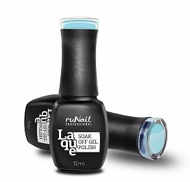 RuNail Гель-лак Летнее небо / Laque 12мл runail дизайн для ногтей слюда 0336