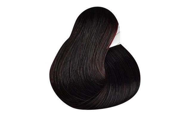 ESTEL PROFESSIONAL 4/56 краска д/волос / DE LUXE SILVER 60млКраски<br>4/56 Шатен красно-фиолетовый Профессиональная краска для 70-100% седых волос Estel DE LUXE SILVER. Безупречный результат, Эффективный уход, блеск и мягкость волос. Модные оттенки для самого взыскательного клиента, глубокие стойкие цвета, неповторимость нюансов. Лёгкое нанесение, простая рецептура приготовления, мягкая и эластичная консистенция. Крем-краска DE LUXE SILVER от ESTEL Professional обеспечивает идеальное 100% окрашивание седых волос. Волосы приобретут глубокий стойкий цвет и живой блеск. Крем-краска имеет универсальную рецептуру приготовления и очень проста в применении. Она обладает мягкой эластичной консистенцией, легко смешивается, быстро и просто наносится. Имеет привлекательный внешний вид, приятный запах и содержит мерцающий пигмент в составе красителя, которые создают атмосферу максимального комфорта для мастера и для клиента в процессе окрашивания. &amp;nbsp;&amp;nbsp;&amp;nbsp; Палитра цветов: 43 оттенка. Цифровое обозначение тонов в палитре: Х/хх - первая цифра   уровень глубины тона х/Хx - вторая цифра   основной цветовой нюанс х/хХ - третья цифра   дополнительный цветовой нюанс Рекомендуемый расход крем-краски для волос средней густоты и длиной до 15 см - 60 г (туба). Способ применения: ПЕРВИЧНОЕ ОКРАШИВАНИЕ Рекомендуемые соотношения: Для волос с сединой до 30%: крем-краска ESTEL DE LUXE SILVER + оксигент 9% (1:3) Для волос с сединой 30 50%: крем-краска ESTEL DE LUXE SILVER + оксигент 9% (1:2) Для волос с сединой 50 70%: крем-краска ESTEL DE LUXE SILVER + оксигент 9% (1:1,5) Для волос с сединой 70 100%: крем-краска ESTEL DE LUXE SILVER + оксигент 9% (1:1) ВТОРИЧНОЕ ОКРАШИВАНИЕ &amp;nbsp;Оксигент &amp;nbsp; Крем-краска &amp;nbsp; Соотношение крем-краска / оксигент &amp;nbsp;1,5% &amp;nbsp; Х/Х + 0/00N (1:3) &amp;nbsp; 1:2 &amp;nbsp;3% &amp;nbsp; Х/Х + 0/00N (1:2) &amp;nbsp; 1:1 &amp;nbsp;6% &amp;nbsp; Х/Х + 0/00N (1:1) &amp;nbsp; 1:1 Время воздействия при первичном и вторично