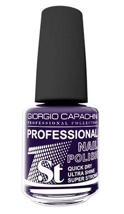 Купить GIORGIO CAPACHINI 90 лак для ногтей / 1-st Professional 16 мл, Синие