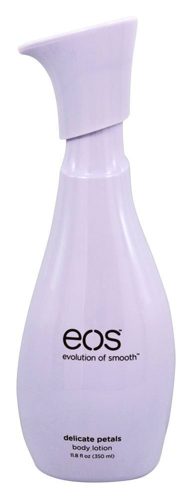 EOS ����-������ ��� ���� ������ � ������-��������� �������� / Eos Body Lotion Berry Blossom 350��