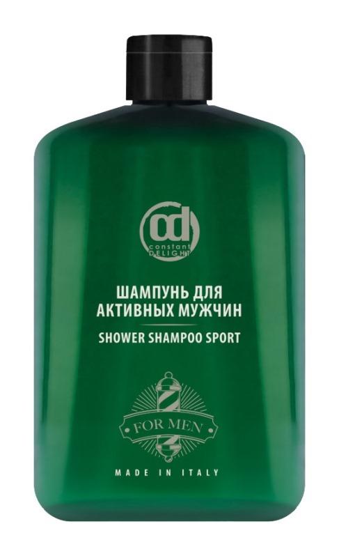 Купить CONSTANT DELIGHT Шампунь для активных мужчин / BARBER 250 мл