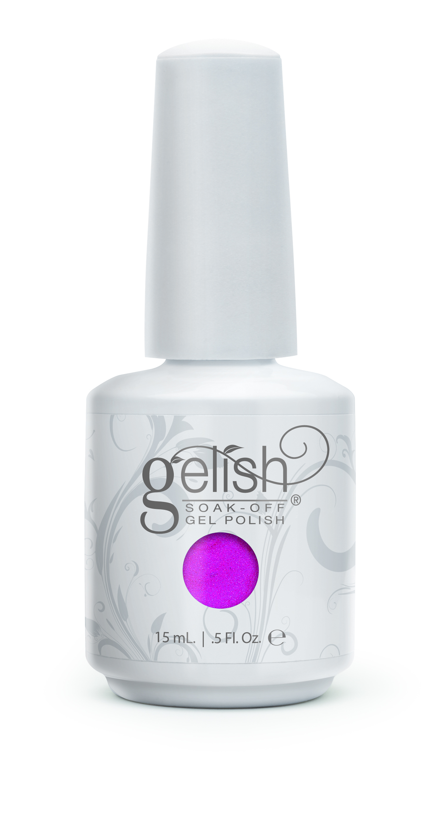 "GELISH ����-��� ""Kung Fu-Chsia"" / GELISH 15��"
