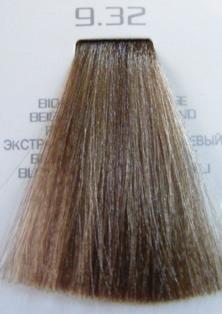 HAIR COMPANY 9.32 краска для волос / HAIR LIGHT CREMA COLORANTE 100млКраски<br>Профессиональная стойкая крем-краска для волос. Результат последних разработок ведущих специалистов и продукт высоких технологий. Профессиональная стойкая крем-краска Hair Light Crema Colorante богата натуральными ингредиентами и, в особенности, эксклюзивным мультивитаминным восстанавливающим комплексом. Новейший химический состав (с минимальным содержанием аммиака) гарантирует максимально бережное отношение к структуре волос. Применение исключительно активных ингредиентов и пигментов высочайшего качества гарантирует получение однородного и стойкого цвета, интенсивных и блестящих, искрящихся оттенков, кроме того, дает полное покрытие (прокрашивание) седых волос. Тона профессиональной стойкой крем-краски Hair Light Crema Colorante дают возможность парикмахеру гибко реагировать на любые требования, предъявляемые к окраске волос. Наличие 5 микстонов и нейтрального (бесцветного) микстона, позволяет достигать результатов окраски самого высокого уровня. Применение: Смешать Hair Light Crema Colorante с Hair Light Emulsione Ossidante в пропорции 1:1,5. Время воздействия 30-45 мин.<br><br>Цвет: Бежевый и коричневый<br>Объем: 100<br>Вид средства для волос: Стойкая<br>Класс косметики: Профессиональная