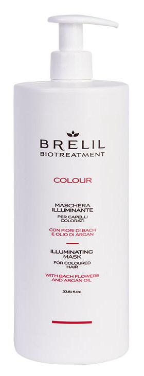 Купить BRELIL professional Маска для окрашенных волос / BIOTREATMENT Colour 1000 мл