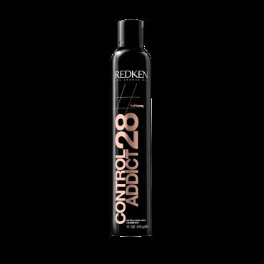 REDKEN Спрей ультрасильной фиксации Контрол Аддикт 28 400млСпреи<br>Control Addict 28 - революционный спрей с приятным цветочно-фруктовым ароматом для стайлинга и ультрасильной фиксации волос. Средство мгновенно высыхает, не оставляет следов на волосах и одежде, обеспечивает контроль и защиту от влаги в течение 24 часов. Волосы становятся послушными и восхитительно блестящими, облегчается их расчесывание, укладка и уход. Подходит для всех типов волос. Способ применения: Спрей распылить на волосы на расстоянии 8-12 см на сухие чистые волосы. Совершить укладку. Страна брендаСША.<br>