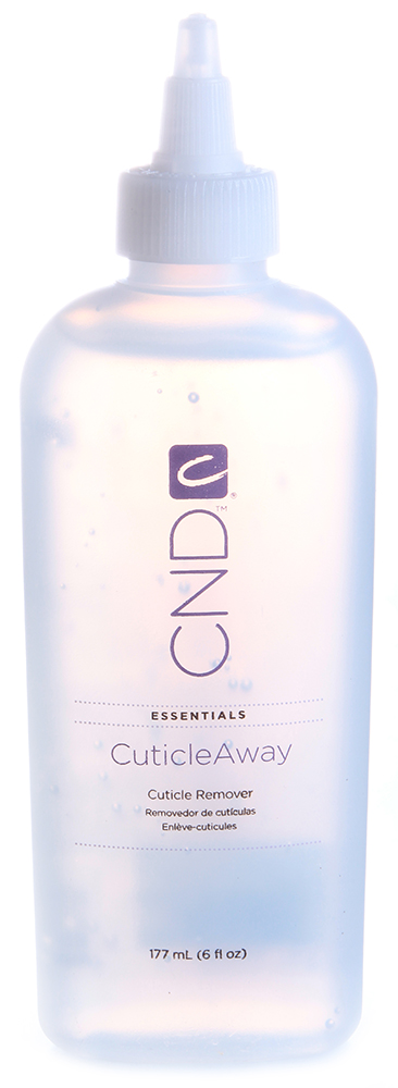 CND Жидкость для удаления кутикулы / Cuticle Away Remover 177 мл - Для кутикулы