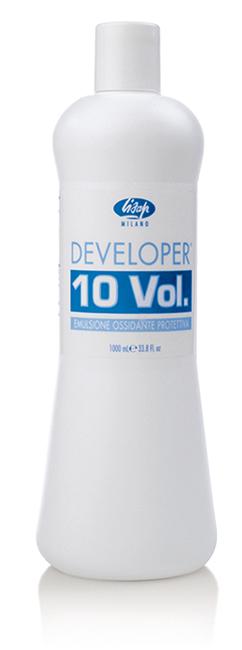 LISAP MILANO Эмульсия окисляющая 3% / Developer 10 vol 1000мл