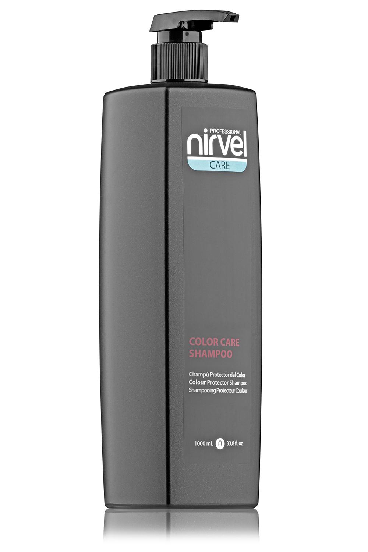 Купить NIRVEL PROFESSIONAL Шампунь для окрашенных волос / COLOR CARE SHAMPOO 1000 мл
