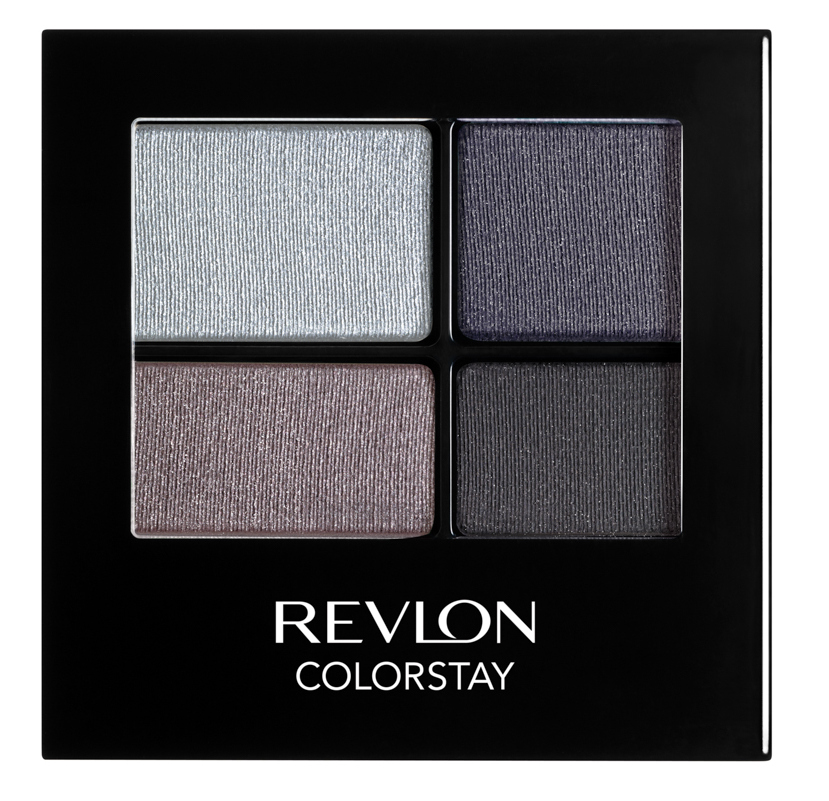 REVLON Тени четырехцветные для век 525 / Colorstay Eye 16 Hour Eye Shadow Quad Siren