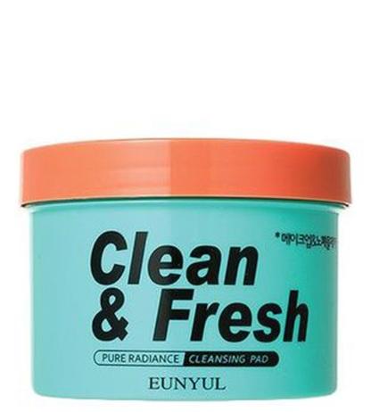 EUNYUL Диски очищающие для снятия макияжа 70 шт