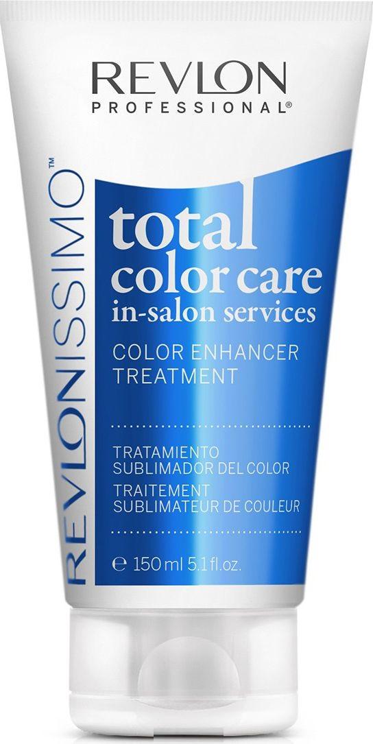 REVLON PROFESSIONAL Маска-усилитель анти-вымывание цвета / Revlonissimo Total Color Care Treatment 150 мл фото