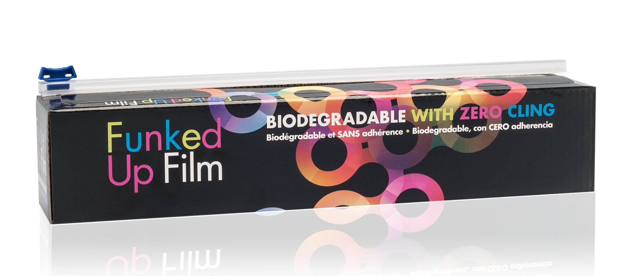 FRAMAR Пленка для окрашивания, с контролем липкости / Funked Up Film 29 см*92 м