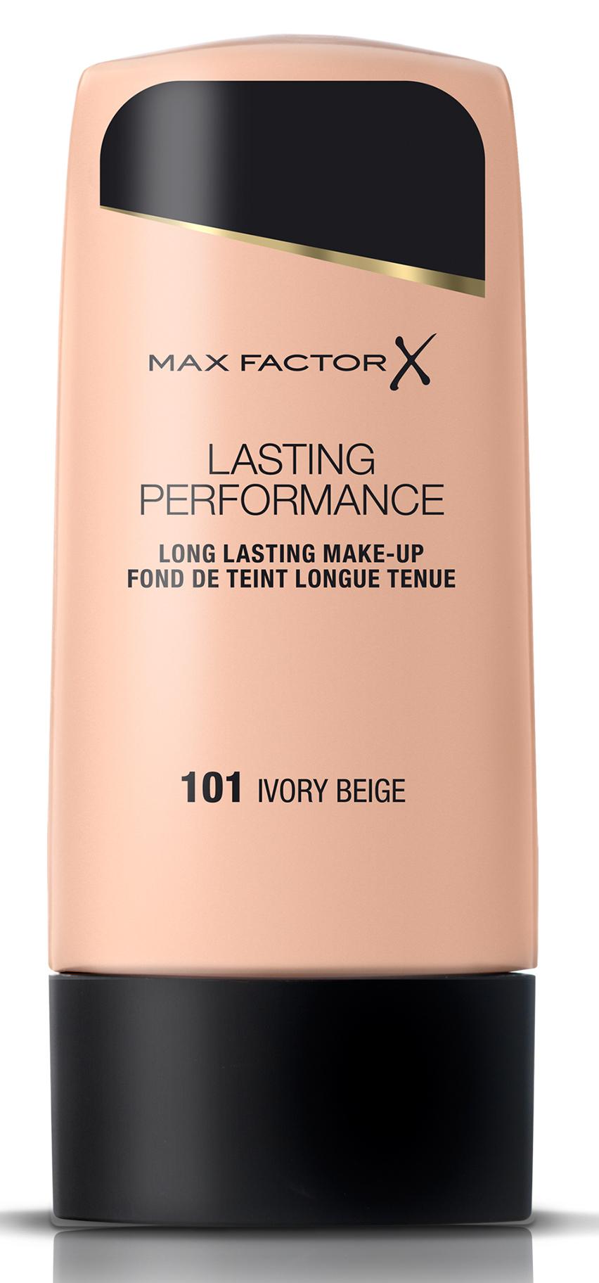 MAX FACTOR Основа тональная 101 / Lasting Perfomance - Тональные основы