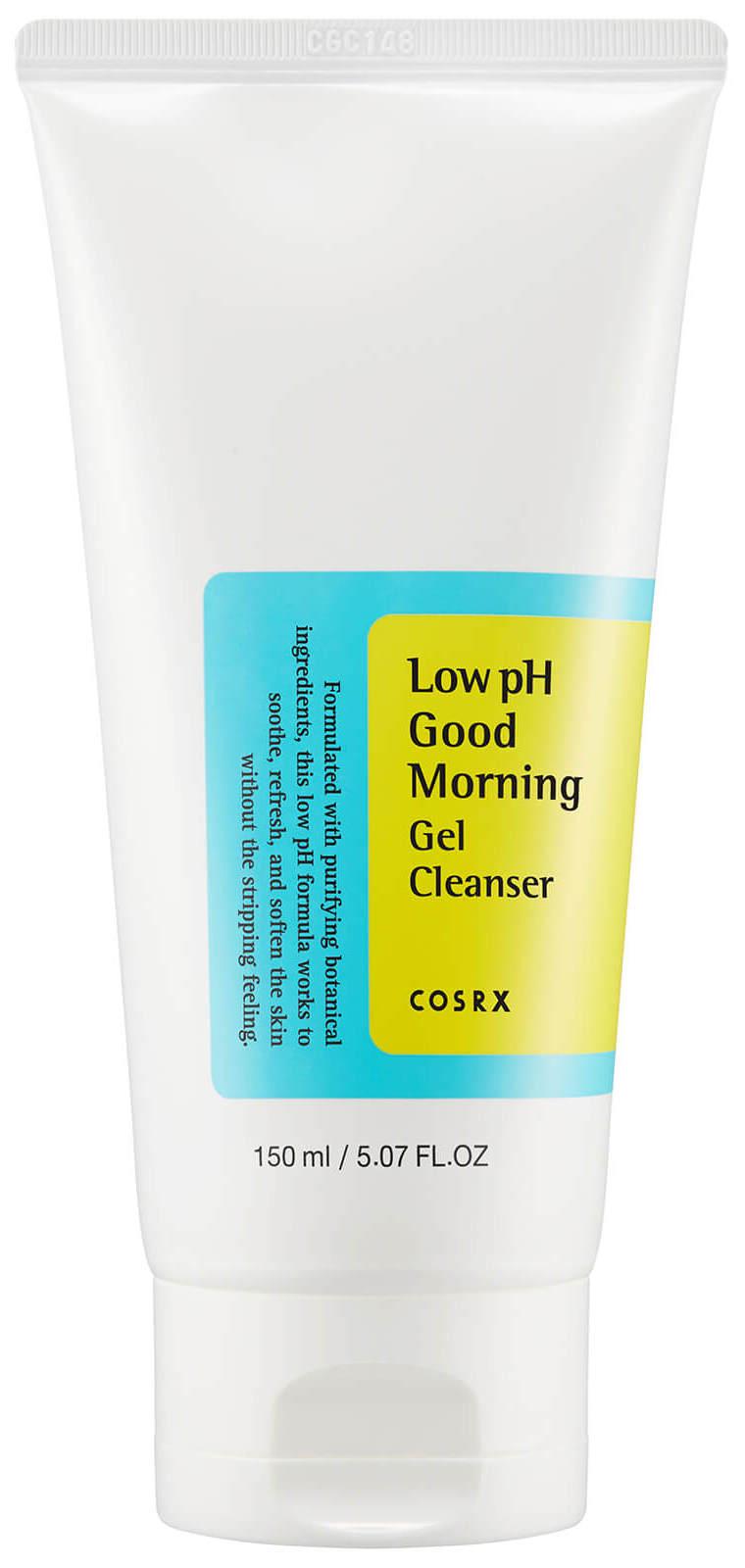 Купить COSRX Гель утренний для умывания / Good Morning Low-pH Gel Cleanser 150 мл
