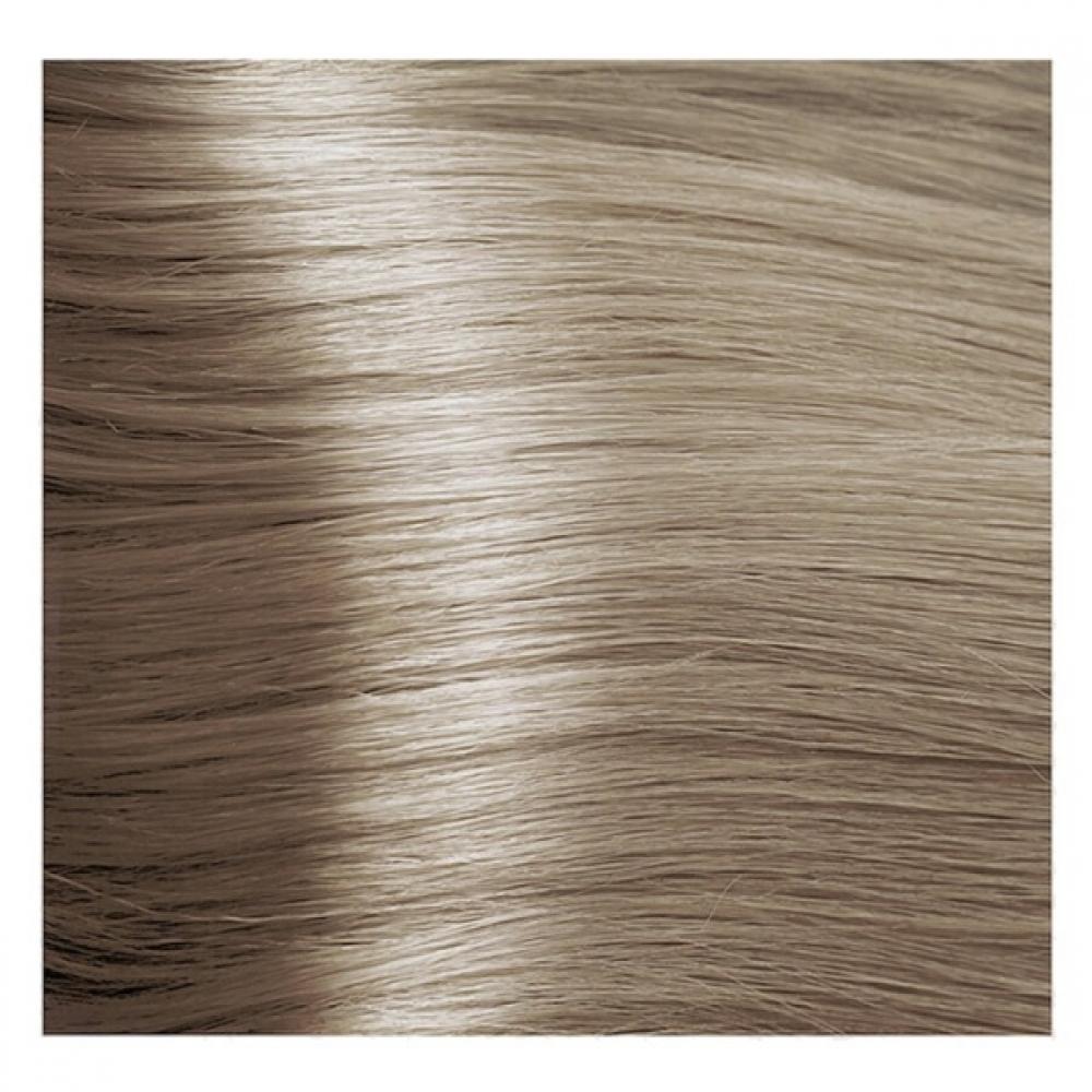 KAPOUS NA 9.201 краска для волос, очень светлый прозрачно-бежевый блонд / Magic Keratin 100 мл  - Купить