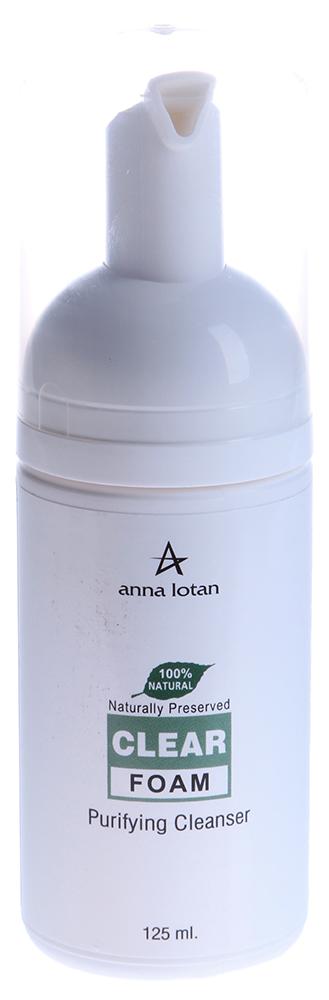 ANNA LOTAN Пенка очищающая Клир / CLEAR Foam 125 мл пенка очищающая профессор персин
