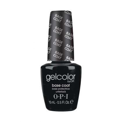 OPI �������� ������� / Base Coat GELCOLOR 15��~