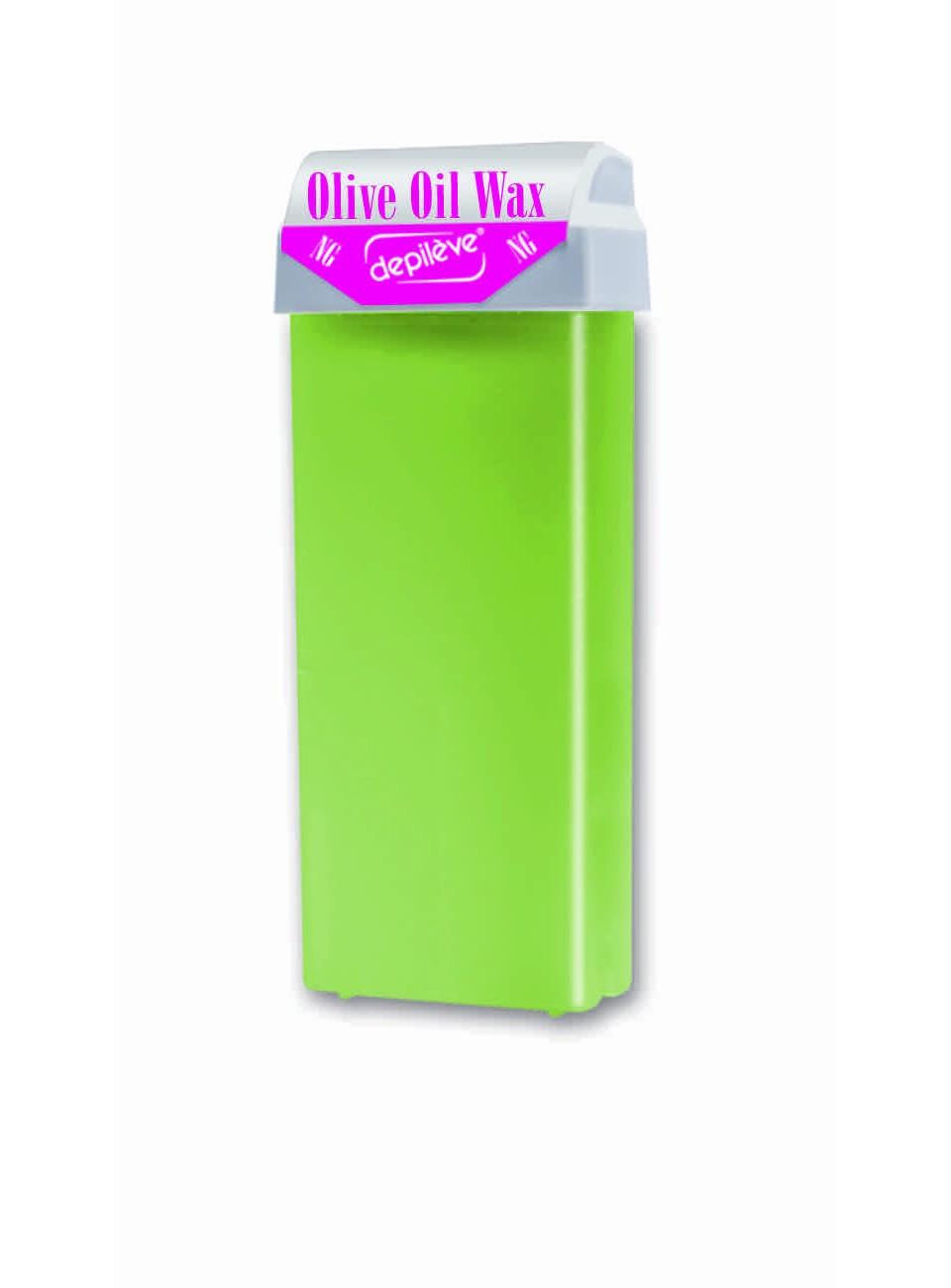 DEPILEVE Картридж стандартный с воском, оливковый NG 100 г