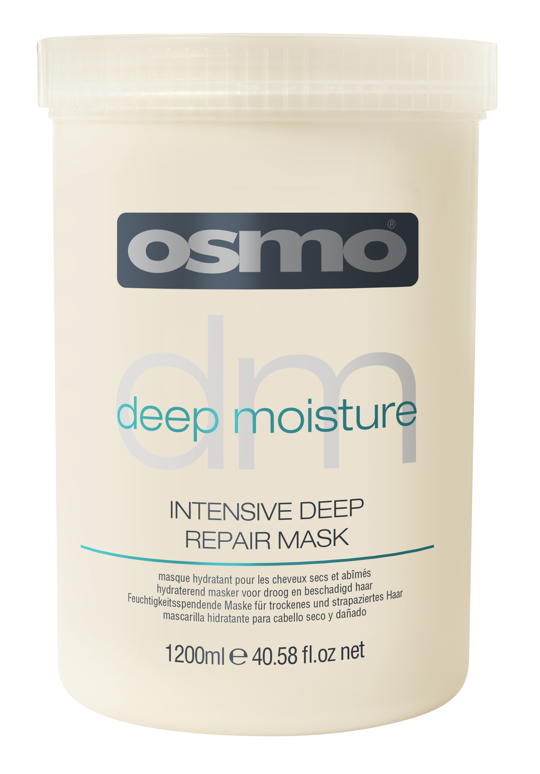 OSMO Маска Глубокое увлажнение / Intensive Deep Repair Mask 1200 мл