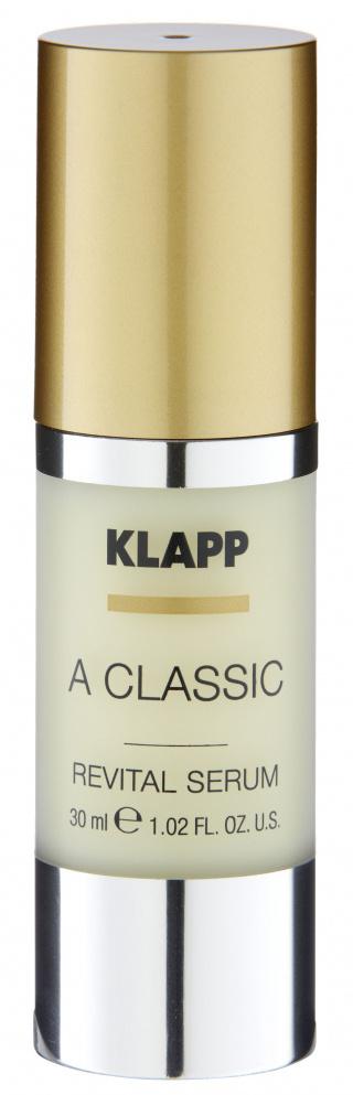 KLAPP Сыворотка восстанавливающая для лица / A CLASSIC 30 мл  - Купить