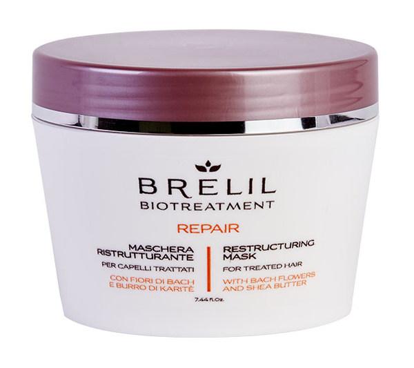 Купить BRELIL professional Маска восстанавливающая для волос / BIOTREATMENT Repair 220 мл
