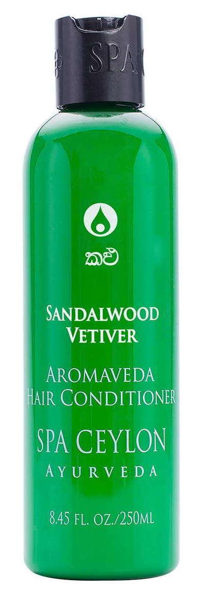 Купить SPA CEYLON Кондиционер для нормальных и жирных волос Сандал и ветивер 250 мл