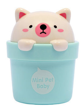 THE FACE SHOP Крем для рук / Lovely Meex Mini Pet Perfume Hand Cream 01 Baby Powder 30 г