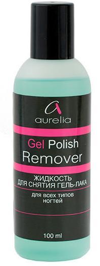 Купить AURELIA Жидкость для снятия гель-лака / Gel Polish Remover GELLAK 100 мл