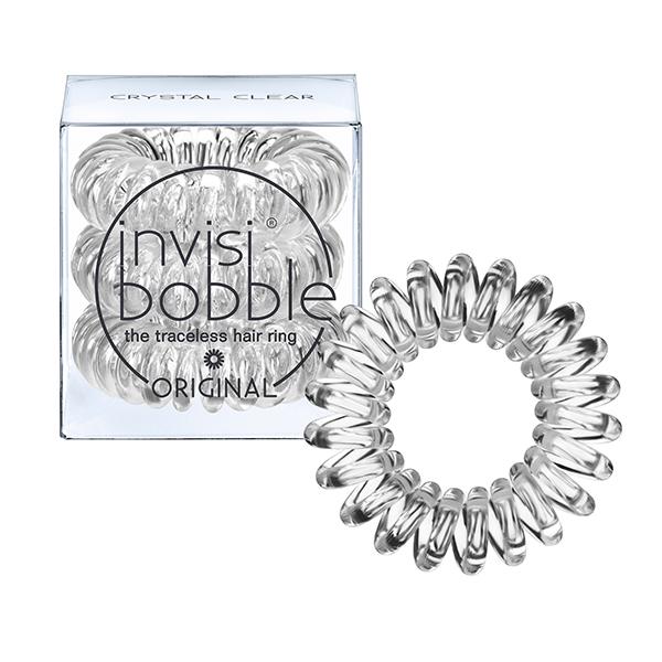 INVISIBOBBLE Резинка-браслет для волос Invisibobble ORIGINAL Crystal Clear от Галерея Косметики