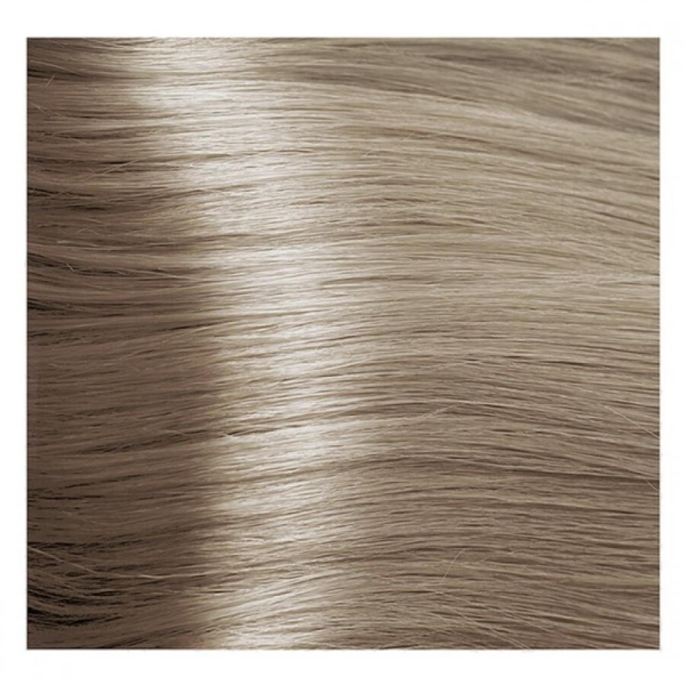 KAPOUS NA 9.1 краска для волос, очень светлый пепельный блонд / Magic Keratin 100 мл