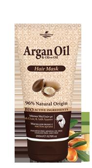 MADIS Маска для волос с маслом арганы / ArganOil 150 мл -  Маски