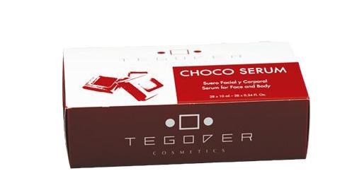 TEGOR Гель шоколадный для укрепления тела / Choco Serum CHOCO THERAPY 1*10мл
