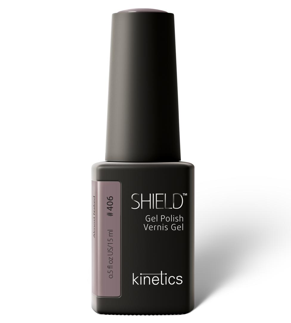Купить KINETICS 406N гель-лак для ногтей / SHIELD 15 мл, Коричневые