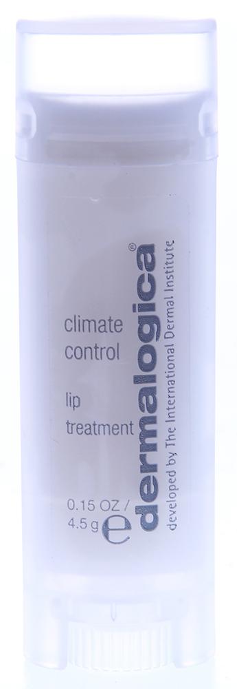 DERMALOGICA Бальзам Контроль над климатом / Climate Control 4,5грБальзамы для губ<br>Climate Control Lip Treatment защищает кожу от обветривания, воспаления и сухости! Anti-Ozonate Complexin, а также масло ши, экстракт овса и витамин Е, содержащиеся в бальзаме дают эффективную защиту от неблагоприятных факторов окружающей среды. Dermalogica Climate Control Lip Treatment не содержит искусственных ароматизаторов и красителей.<br>