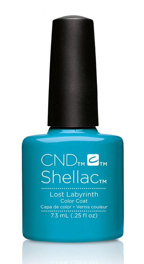 CND 90799 �������� ������� Lost Labyrinth/ SHELLAC 7,3��