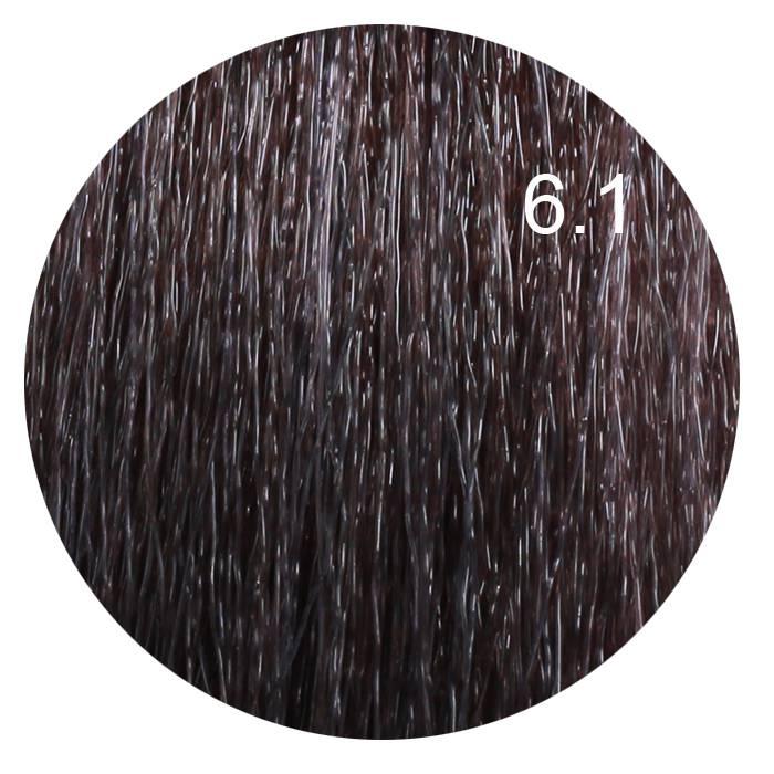 FARMAVITA 6.1 краска для волос, тёмный блондин пепельный / SUPREMA 60 мл