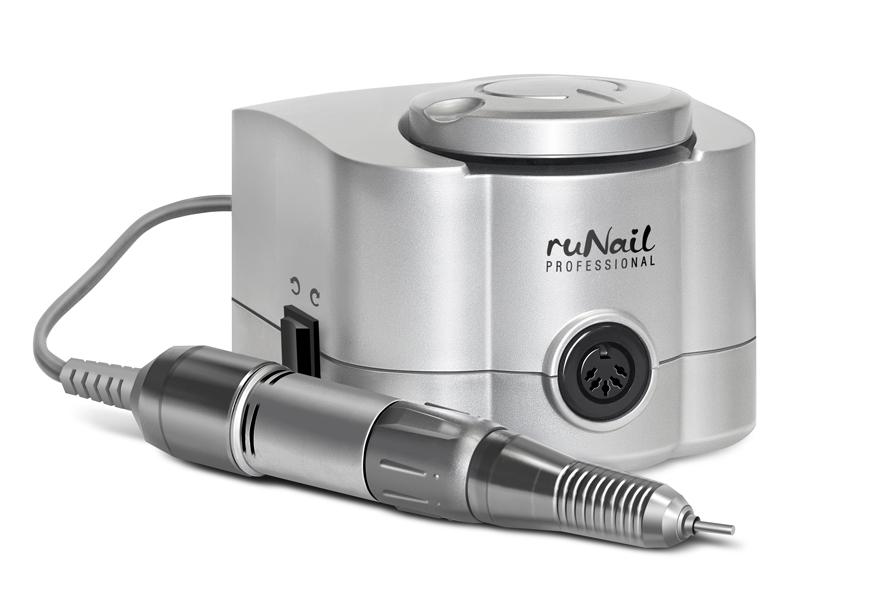 RuNail Дрель электрическая для маникюра и педикюра JL-2 30 000, 45Вт