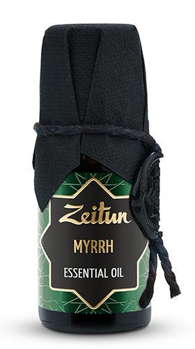 ZEITUN Масло эфирное Мирра 10 мл