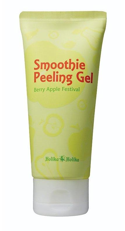Купить HOLIKA HOLIKA Гель отшелушивающий Смузи Пилинг, яблоко / Smoothie Peeling Gel Berry Apple Festival 120 мл