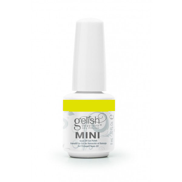 GELISH Гель-лак Coco Cabana Banana - Yellow / GELISH MINI 9мл