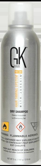 Купить GKHAIR (GLOBAL КЕRATIN) Шампунь сухой / Dry shampoo 219 мл